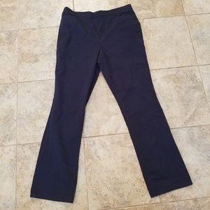 Gloria Vanderbilt Good Cond. Straight Blue Pants